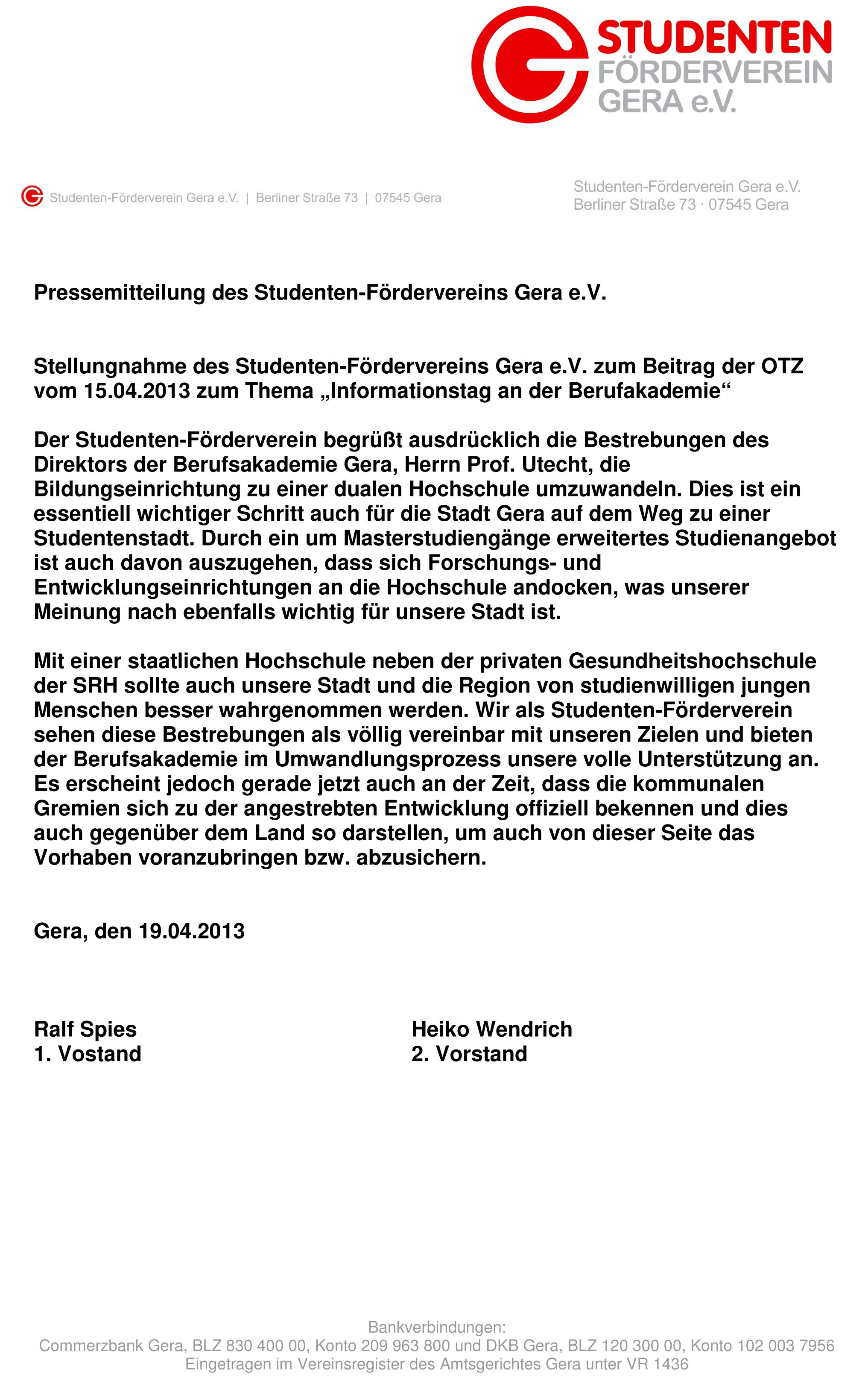 Pressemittelung130419